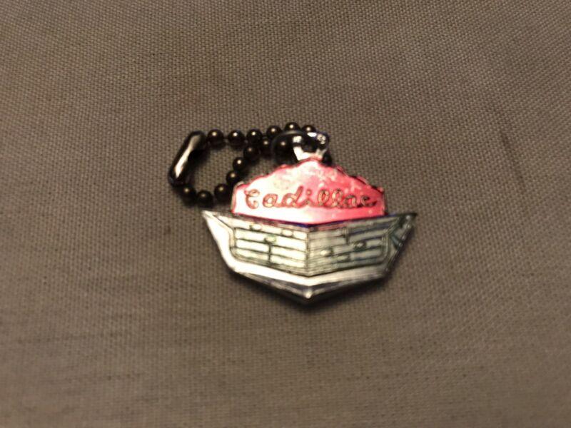 Cadillac Vintage Charm Key Chain