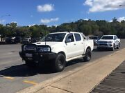 Toyota Hilux SR5 Turbo Diesel Palm Beach Gold Coast South Preview