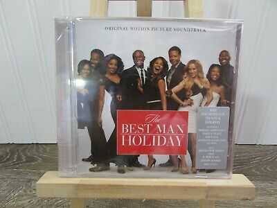 The Best Man Holiday Original Soundtrack - CD (Best Man Holiday Music)