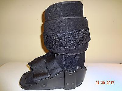 Corflex Walker - Corflex Ankle leg brace Fixed Metal Walker #79-1060 - Size Small