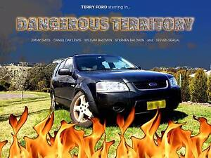 PERFECTLY SATISFACTORY FORD TERRITORY... JUST NEEDS A FEW REPAIRS Robertson Bowral Area Preview