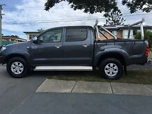 2010 Toyota Hilux SR5 GGN25R MY10 4X4 Ute East Brisbane Brisbane South East Preview