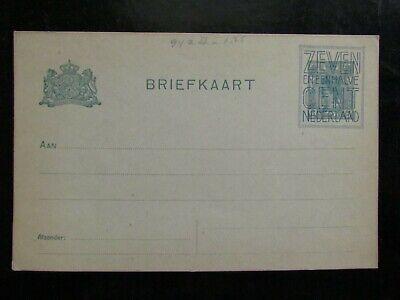 Briefkaart Geuzendam 130II Prachtig Ongebruikt Cataloguswaarde 7.50 - $4.00