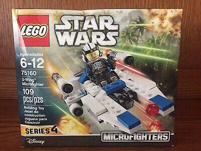 Disney Lego Star Wars Microfighters Series 4 U-Wing #75160 - NEW