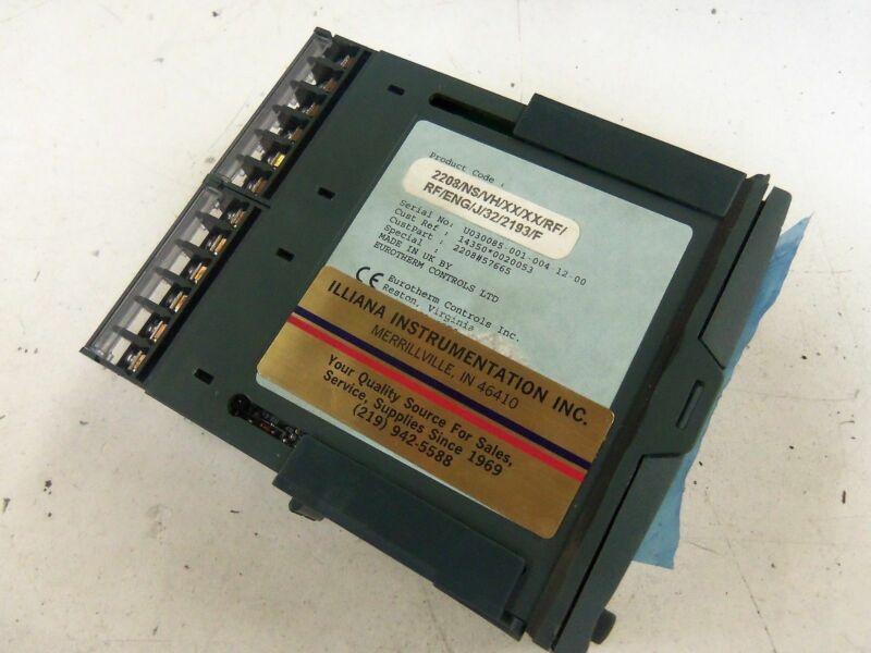 EUROTHERM CONTROLS 2208/NS/VH/XX/XX/RF/RF/ENG/J/32/2193/F *NEW IN BOX*