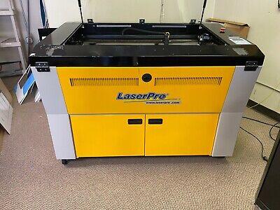 Laserpro Spirit Gx Laser Engraver Cutter 80 Watt 38 X 24