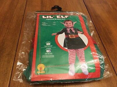 Lil elf costume - great for Christmas