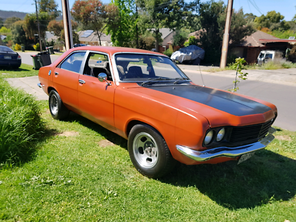 Valiant centura kb 265 4 speed 1977 registered