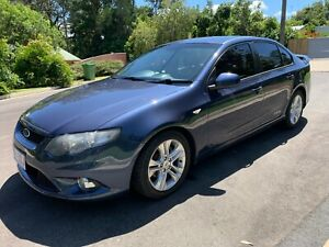 FORD FALCON FG XR6 AUTO IN EGO BLUE 2008 EXC CON 158,000 KLMS Noosaville Noosa Area Preview