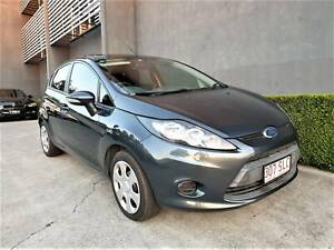 2012 Ford Fiesta 2 YEAR WARRANTY CL Manual Hatchback Southport Gold Coast City Preview