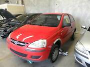 Holden Barina 2004 XC Manual Wrecking and selling for parts. Malaga Swan Area Preview