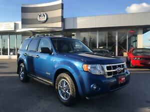 2008 Ford Escape XLT V6 4WD SUNROOF