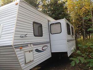 Jayco eagle 26' travel trailer with large slide for sale  Edmonton Edmonton Area image 2