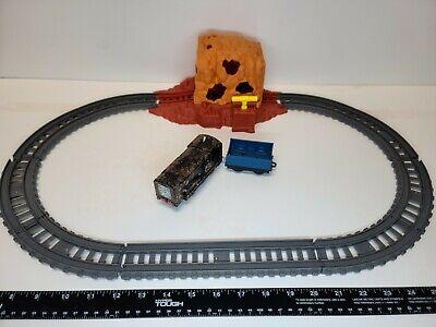 Thomas & Friends Track Master Tunnel Blast Set Motorized Action Exclusive Diesel