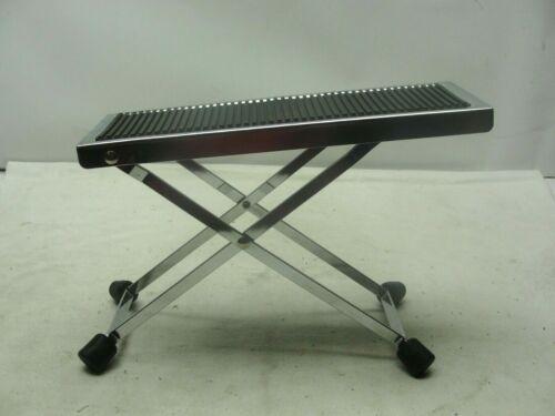 Proline Deluxe Guitar Footstool Black FR1CR