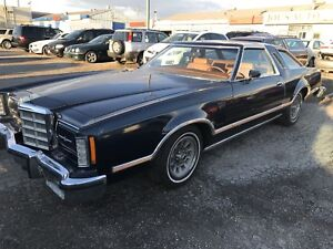 Rare peace 1979 ford t-bird for sale