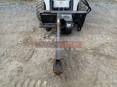 2016 Bobcat Lt313 Trencher For Skid Steers Ssl Quick Attach