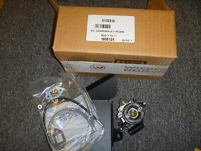 Wacker Neuson Rammer Carb Conversion Kit Tillotson Hs310 Walbro 0172310 Oem New