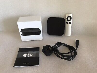 Apple TV (3rd Generation) HD Media Streamer - A1469..