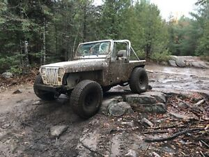 89 jeep yj parts needed
