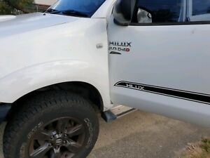 Hilux 2010 duell cab