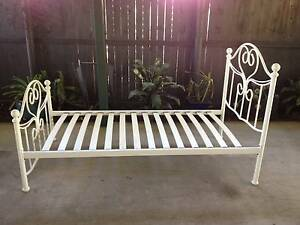 Single Metal Jupiter Bed Frame - Brand New Cairns North Cairns City Preview