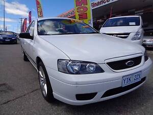 2006 Ford Falcon XL Ute Fyshwick South Canberra Preview