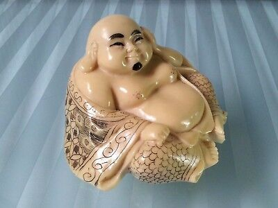 Unexpected Erotic Scene Buddha SIGNED