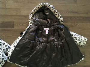 3T and 5T coat