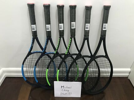 BRAND NEW 2018 Wilson tennis racquets + EXTRAS!! (LAST PIECES)