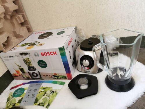 Testsieger! Bosch MMB66G5MDE SilentMixx Pro Kraft Standmixer Glas Mixer Blender