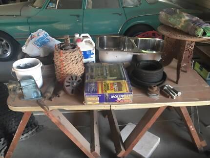 Garage Sale - Mechanical/Farming/Furniture/Plants