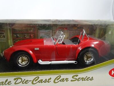 1:18 Kyosho 7006R Shelby Cobra 427 S/C Red Rarity §