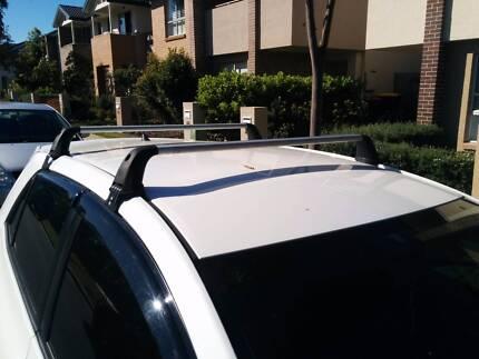 Toyota Corolla Roof Racks ZRE152r Lidcombe Auburn Area Preview