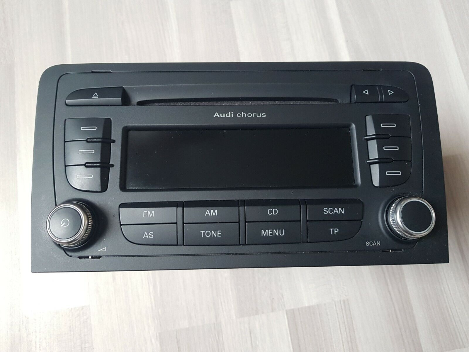 Audi A3 8P Doppel DIN Radio 8P0035152F CD MP3
