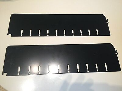 2   Meridian / Herman Miller   file drawer dividers 16