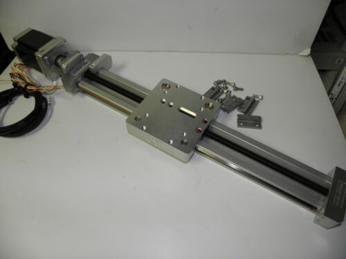 Pacific Bearing PBC Linear Guide Assembly 516023-02-01 with extras