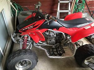 Honda trx450r mint condition
