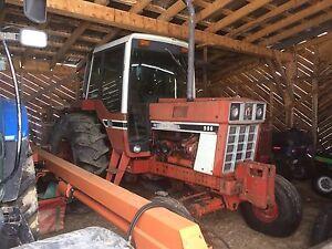 Tracteur international 986