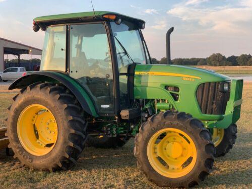 2012 John Deere Tractor 5083E, 480 HOURS, SUPER CLEAN