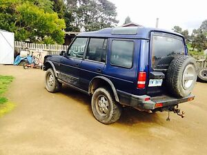 1995 Land Rover (4X4) Wagon Dover Huon Valley Preview