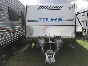 17'6 Millard Toura Caravan with Seperate Shower & Toilet North St Marys Penrith Area Preview
