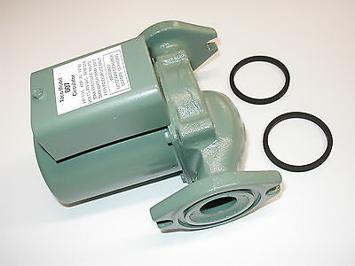 Taco 007-f5 One Year Warranty Cast Iron Circulator Pump 120 Volt 125 Hp 007