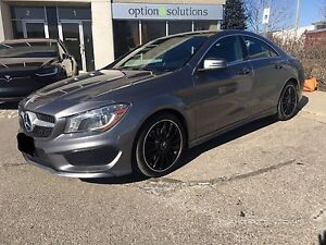 2014 Mercedes Benz CLA 4 matic Guarantied direct financing