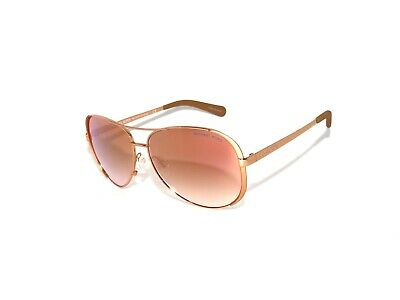 Michael Kors Chelsea 5004 11086F Rose Gold Gradient Flash Sunglasses