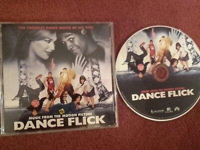 """Dance Flick"" Music From Motion Picture Film Soundtrack CD. 2009. segunda mano  Embacar hacia Argentina"