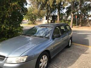 2005 Holden Commodore EXECUTIVE Automatic Wagon Botany Botany Bay Area Preview