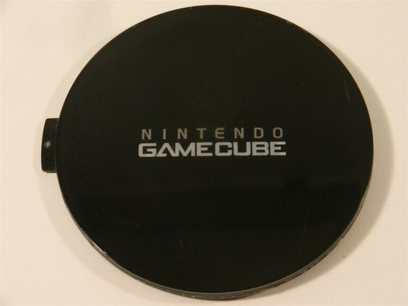 OEM Replacement Nintendo GameCube Console Top Logo Cover