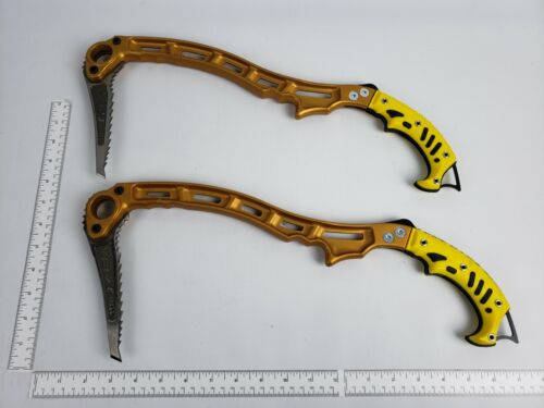 Lot of 2 - Grivel Machine 3.0 Ice Axe Tool - Retired Item