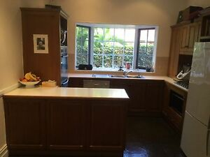 Timber Kitchen Westbourne Park Mitcham Area Preview